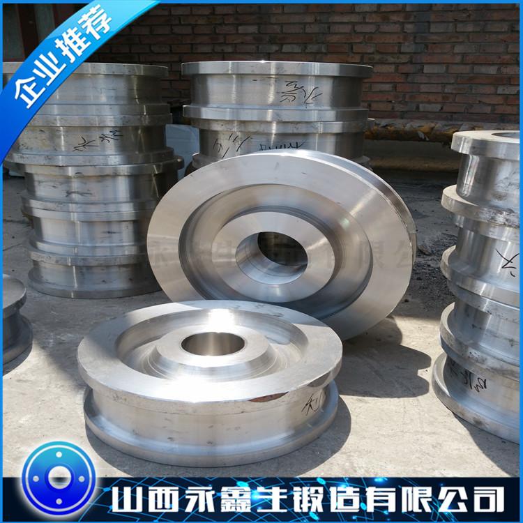 筑路机械车轮锻件