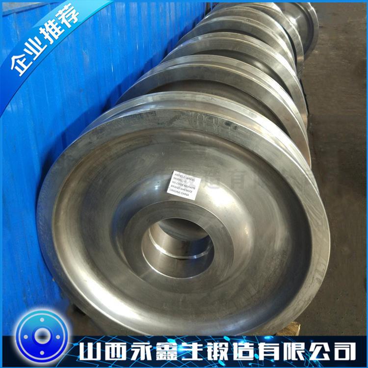 65Mn锻造车轮