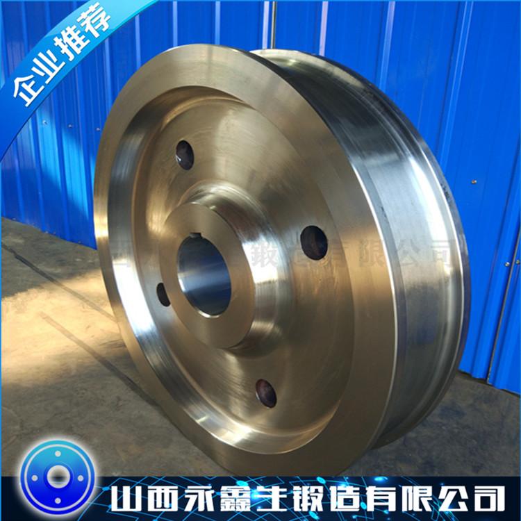 钢包车锻造车轮