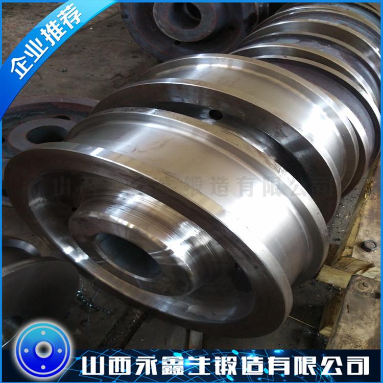 筑路机械锻造车轮